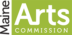 Maine State Art Agency logo