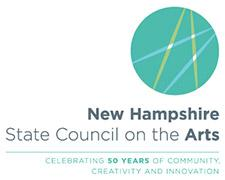 New Hampshire State Art Agency Logo