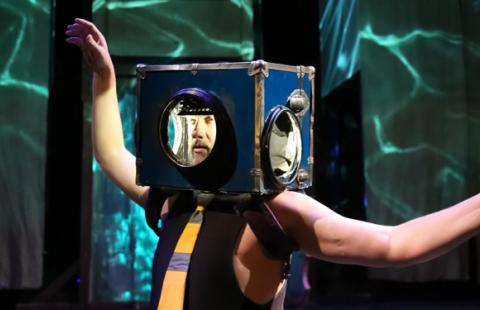 National Theater Project-funded Jeff Becker/ArtSpot Productions | Photo: Melisa Cardona