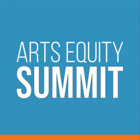logo for the Arts Equity Summit