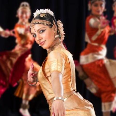 Ragamala Dance photo by Ed Bock condensed