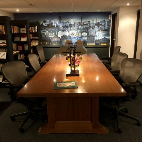 Writers Club Coworking: A Space Designed to Help Writers Write